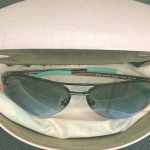 "Juicy Couture Accessories - NWT Juicy Couture ""Live for Sugar"" aviators"